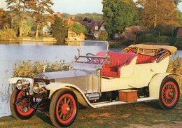 Rolls Royce Silver Ghost 40-50 Hp -  1909  -  Carte Postale - Turismo