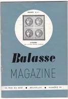 BALASSE MAGAZINE N° 99    ( D Autres N° Disponibles Contactez Moi ) - Magazines