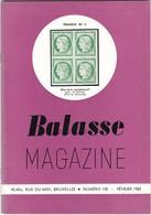 BALASSE MAGAZINE N° 158    ( D Autres N° Disponibles Contactez Moi ) - Français (jusque 1940)