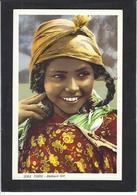 CPA Lehnert Landrock Photographe Jeune Femme Bédouine Non Circulé EGYPTE - Fotografía