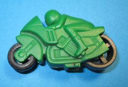 K91 N50 MOTO 1990 GREEN KINDER - Monoblocchi