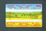 AUSTRIA  -  Optical Phonecard As Scan - Oesterreich