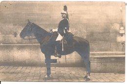 L200A532 - Militaire à Cheval - Partant à Un Service D'Honneur - Guilleminot - Oorlog 1914-18