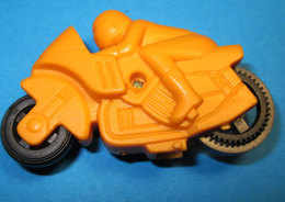 K91 N50 MOTO 1990 YELLOW KINDER - Monoblocchi