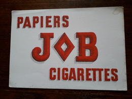 L18/22 Buvard.Papier Job , Cigarettes - Tobacco