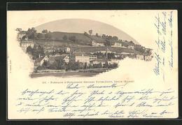 AK Le Locle, Fabrique D`Horlogerie Georges Favre-Jacot - NE Neuchâtel