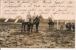 L200A538 - Militaires à Cheval - Carte écrite En  1927 à Coblence - Characters