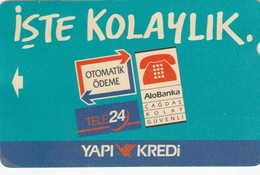 Turkey, R-74, 100 Units, Milli Piyango - Her Yil Bir Ilimize..., 2 Scans.  Please Read - Turkey