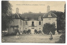 VILLARS En AZOIS CHÂTEAU 1914  LAFERTE LA FERTE Bar Aube Châteauvillain Chalindrey Nogent Chaumont Langres Saint Dizier - Autres Communes
