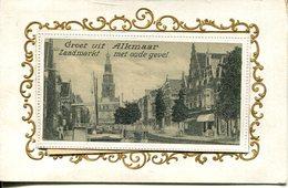 006764  Groet Uit Alkmaar Mit Faltleporello - Alkmaar