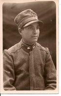 L200A546 - Portrait De Militaire Italien - Personnages