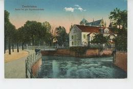 ALLEMAGNE - ZWEIBRÜCKEN - Partie Bei Der Napoleonsbrücke - Zweibruecken