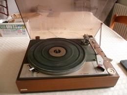 Platine Disque Lenco 75 En état De Marche - Musique & Instruments