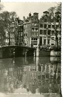 006766  Amsterdam - Herengracht Hoek Reguliersgracht  1959 - Amsterdam