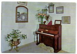 Mallorca - Valldemosa - Piano Mallorquin De Chopin - Mallorca
