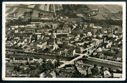 AK Bad Ziegenhals, Glucholazy, 19.6.1941, Fliegeraufnahme, Hansa - Luftbild, Nr. 11297, Assmus, - Pologne
