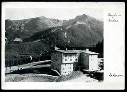 AK Berghaus Krakau, Zakopane, 6.2.1942, Feldpost 6.2.1942, Fliegerhorstkommando Krakau,Tatra, Kleinpolen - Polen