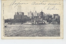 U.S.A. - NEW YORK - Lower New York & The Battery - New York City