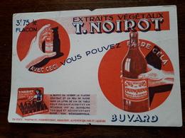 L18/29 Buvard Quinquina. T. Noirot - Food