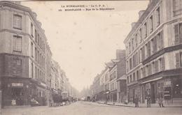 HONFLEUR Rue De La Republique - Honfleur
