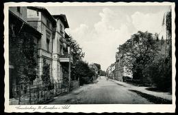 AK Gnadenberg, 8.9.1941, Godnow, Strasse, Kreis Bunzlau, Streitenberger, Schlesien, - Pologne