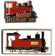CDF AUTRES - C303 - COTES DU NORD - DECAUVILLE 1928 - DECAUVILLE CDN - Verso : OXYGENE / SM - TGV