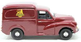 Morris Minor Van: British Railways. - Cars & 4-wheels