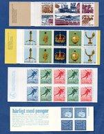 Suède / Lot De Timbres / Etats Divers - Blocks & Sheetlets