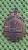 Medaille / Medal - Medaille - Groninger Wandeldag 6-10-1962 ( Org. G.W.C ) - The Netherlands - Nederland