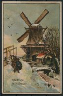 1946 Netherlands Rotterdam - Batavia Ship Postcard - Period 1891-1948 (Wilhelmina)