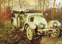 Arrol-Johnston     -  1909    -  Carte Postale - Turismo