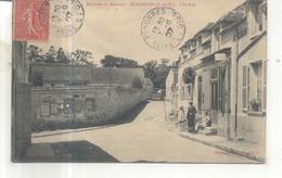 Echarcon, Une Rue - France