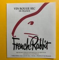 10034 - French Rabbit Par Marquis De Berthon - Rouges