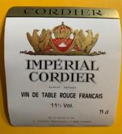 10040 - Impérial Cordier - Rouges