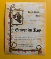 10041 - Ecuyer Du Roy - Rosés