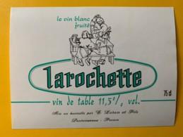 10045 - Larochette - Blancs