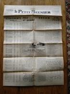Le Lot De 2 - Journal Le Petit Meunier 28 Janvier 1965 Et 04 Fevrier - Agriculture Meunerie Grains - - Livres, BD, Revues