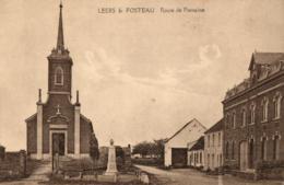 BELGIQUE - HAINAUT - THUIN - LEERS-ET-FOSTEAU - Rue De Fontaine. - Thuin