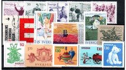 Suède / Lot De Timbres / Etats Divers - Sweden