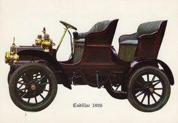Cadillac     -  1906    -  Carte Postale - Voitures De Tourisme