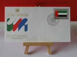 Nations Unies > Office De Genève - United Arab Émirats (Émirats Arabes Unis) - 21.9.1984 - FDC 1er Jour - FDC