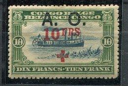 Congo - Belge -* N° 44 - Belgisch-Kongo