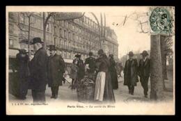 75 - PARIS VECU - LA SORTIE DU METRO - GUIMARD - Frankrijk