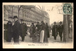 75 - PARIS VECU - LA SORTIE DU METRO - GUIMARD - Lots, Séries, Collections