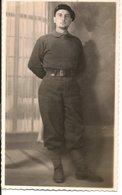 L200A562 - Portrait De Militaire - En Juillet 1940 - Guerre 1939-45