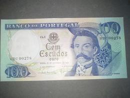 100 Escudos   20.09.1978 - Portugal