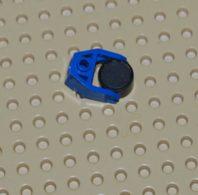 Lego Porte-aimant Bleu 2 X 3 Ref 2607 Avec Aimant Ref 73092 - Lego Technic