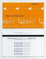 Ticket Tribu (2 à 12 Personnes Par Jour) Tisséo Toulouse 2019 - Métro