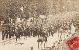Revue Du 14 Juillet 1907 - à Identifier - - Cartes Postales