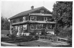 """MORSCHACH → Restaurant """"Nägelisgrätli"""" An Der Stoostrasse Anno 1950 - SZ Schwyz"""